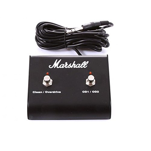 Pedal Marshall Switch 2 Schalter mit LED
