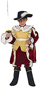 Dress Up America Disfraz de Noble Caballero para niños