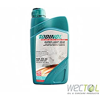 ADDINOL SUPER LIGHT 5W-40 A3/B4 Motorenöl,  1 Liter