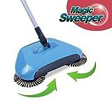 Balai Magic Sweeper pour sols durs