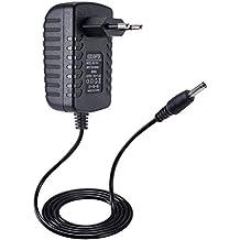 PChero 21 W Fuente de alimentación para Amazon Echo y 2a generación Amazon Fire TV con larga 200 cm Cable