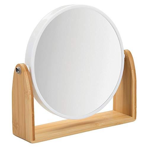MDesign Espejo redondo giratorio soporte - Espejo