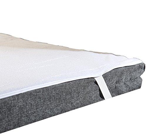 Wilson Gabor Matratzenauflage: Wasserundurchlässige Matratzen-Auflage, kochfest, 100 x 200 cm (Matratzenauflage atmungsaktiv)