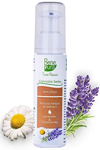 BenePura Anti estrés Extractos Aceite Hierbas Naturales