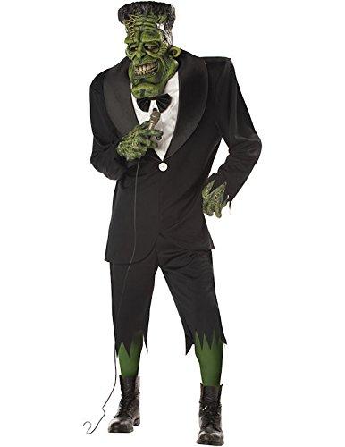 LOWEEN FRANKENSTEIN FANCY DRESS SCARY ADULT STAG COSTUME (Halloween-kostüme Frankenstein)
