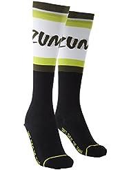 Zumba Fitness R-R-Remix Cut N Paste - Calcetines largos, color morado negro negro Talla:talla única