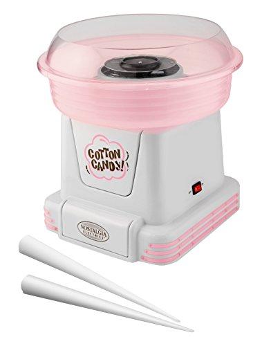 Salco Zuckerwattemaschine, leckere Zuckerwatte selbstgemacht SNZ450