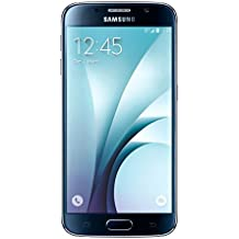Samsung Galaxy S6 - Smartphone libre Android (pantalla 5.1, cámara 16 Mp, 32 GB, Quad-Core 1.5 GHz, 3 GB RAM), color azul (importado)