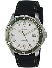 M-WATCH Aqua Steel 41 Analog White Dial Men's Watch-WBX.31210.RB