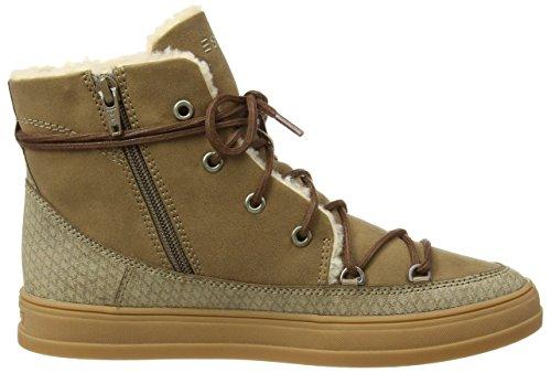 ESPRIT - Sidney Bootie, Sneaker Donna Beige (Beige (241 taupe 2))