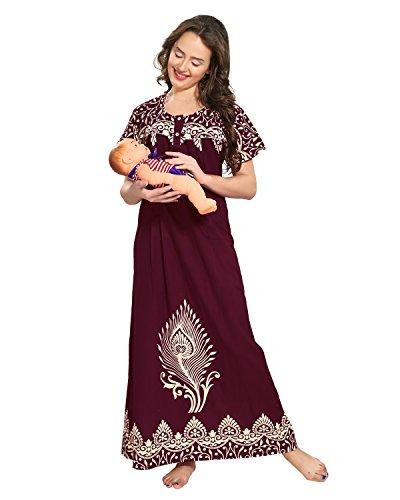 AV2 Women's Cotton Maternity Fee...