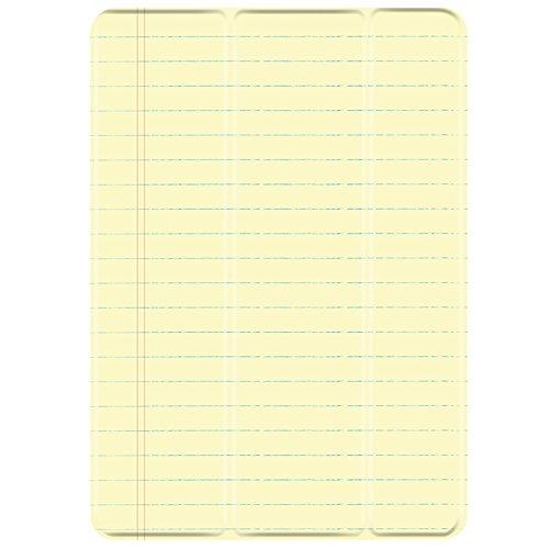 -Schlank, Leicht Smart Cover Ständer, Hard Shell zurück Schutz mit Auto Sleep Wake für Apple iPad Air 1 Notepad ()