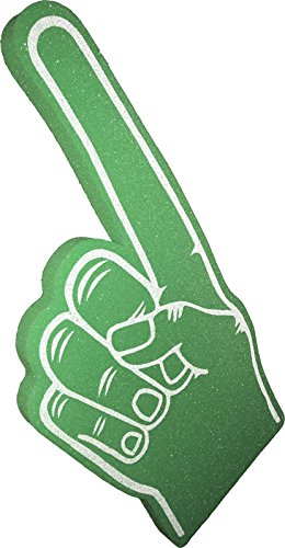 palm-printed-giant-foam-hand-pointy-finger-green