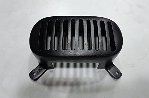 bikers world black tail light back light grill for royal enfield bullet electra 350 Bikers World Black Tail Light Back Light Grill For Royal Enfield Bullet Electra 350 41sDRmSpzxL