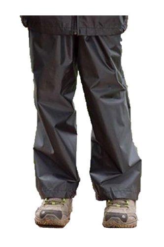 New-Kids-Boys-Girls-Regatta-Stormbreak-Waterproof-Rain-Over-Trousers-Age-2-16