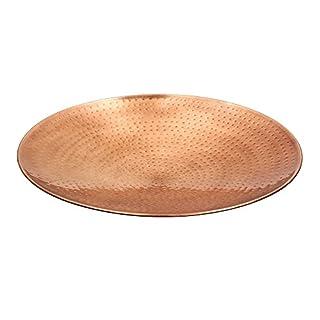 Achla Designs Polished Copper Birdbath