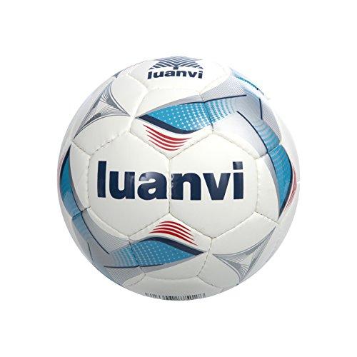 Luanvi Cup Balón, Mujer, Azul Celeste / Marino, 58 cm