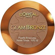L'Oréal Paris Glam Bronze 09 Golden Cinnamon - rubores (Golden Cinnamon, Polvo)