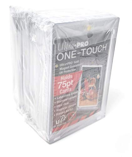 Ultra Pro 1 (One) 75pt One-Touch Card Holder