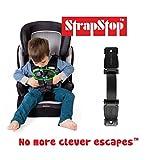 StrapStop - D'une sangle de sécurité à multiple usage - Sièges d'auto / Landaus...