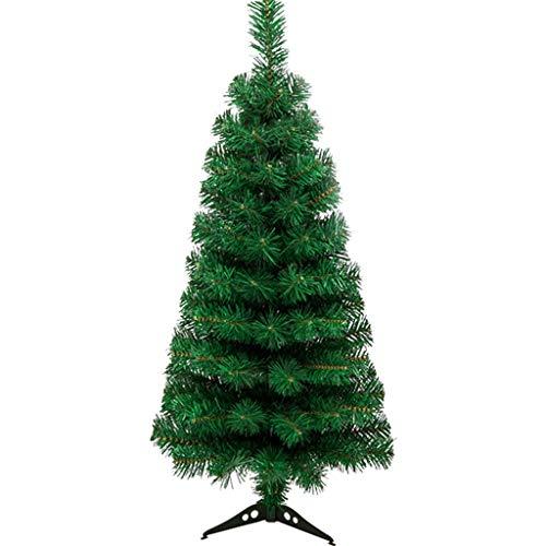 Albero di natale artificiale classico naturale rami pino natale verde-spento 2 piedi / 60 cm, 3 piedi / 90 cm tao lu shop (dimensioni : 60cm)