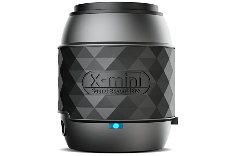 X-mini WE Speaker with Bluetooth (Black)