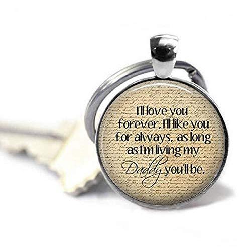 Schlüsselanhänger für Mutter des Bräutigams, Schlüsselanhänger, aus Jute, rustikaler Stil, Schlüsselanhänger, für Mutter des Bräutigams