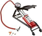 Mannesmann - M  001-T-PR.– Pompa a pedale con manometro