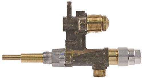 Küppersbusch gaz Robinet Madec - Buse de sortie avec lance et, prise mischrohr M17 x 1 (8 mm)