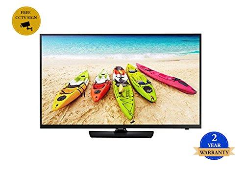 SS348 - SAMSUNG HG40EC460KW 40 '' LCD BACKLIT Flachbildschirmanzeigeschirms 720p-Auflösung 1366 x 768, 5000: 1, 250 cd / m2 COMMERCIAL USE WITH 2 Jahr-Garantie Samsung 720p Lcd