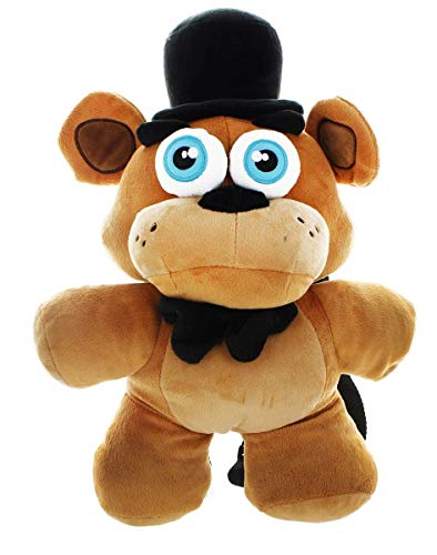 Five Nights At Freddys - Freddy Fazbear Plush Backpack - 48cm 19""