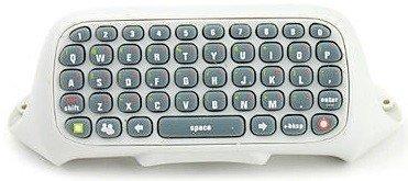 Preisvergleich Produktbild Tastatur für Xbox 360 Controller Weiß