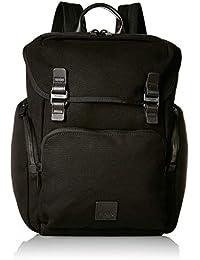 "Knomo Thurloe Backpack 15"" Mochila Lienzo Black - Mochila para portátiles y netbooks (Lienzo, Black, Monótono, Unisex, 38,1 cm (15""), 38,1 cm (15""))"