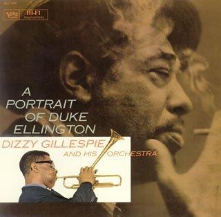 Portrait Of Duke Ellington, A (Paper Sleeve) [Jap Import] by Dizzy Gillespie (2005-07-27) Verve Sleeve