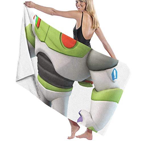 AGHRFH Toy-Story Strandtuch Badetücher Badetücher Zubehör Pool Handtuch (Story Gepäck Toy)