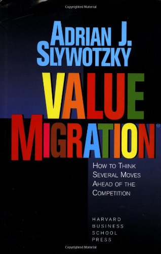 Value Migration: How to Think Several Moves Ahead of the Competition (Management of Innovation and Change)