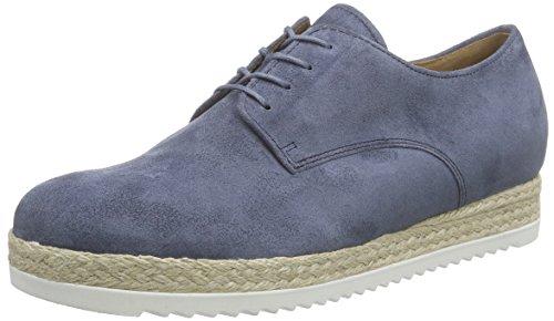 Gabor Shoes 44.411 Damen Espadrilles ,Blau (16 jeans) ,35 EU