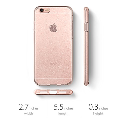 coque silicone paillette iphone 6