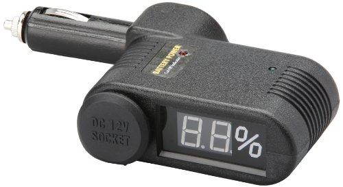 """Preisvergleich Produktbild uniTEC KFZ 77096 Unitec Kfz-Batteriew""""Chter, mit 12 Volt Kupplung"""