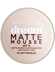 Maybelline Dream Matte Mousse fondation de la perfection - porcelaine lumière