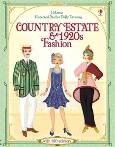 Sticker Dolly Dressing Country Estate & 1920s Fashion IR (Historical Sticker Dolly Dresing) by Emily Bone (2014-06-02) (Sticker Dolly 2014)