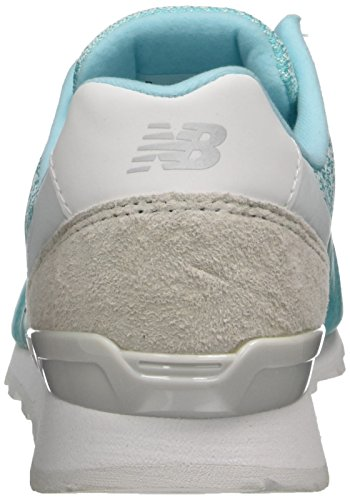 New Balance Wr996, Sneaker Donna Blu (Blue)