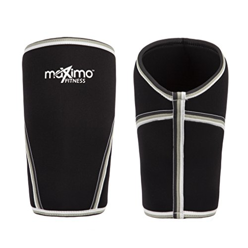 Zoom IMG-3 maximo fitness ginocchiere 1 paio