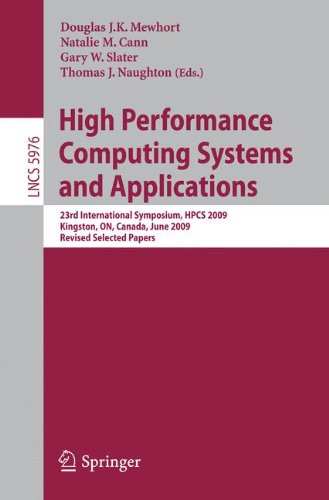 high-performance-computing-systems-and-applications-23rd-international-symposium-hpcs-2009-kingston-
