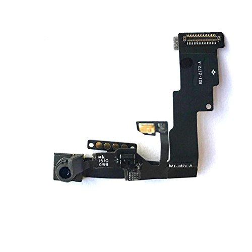 Mobofix Caméra Frontale Remplacement Front Camera pour iPhone 6- Capteur de Proximité/Capteur de Luminosité/Connecteur Microphone/Nappe/Facetime