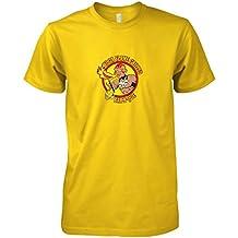 Texlab - Camiseta - Cuello redondo - manga 3/4