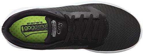 Skechers Herren On-The-Go CityEcho Sneakers Schwarz (Bkw)