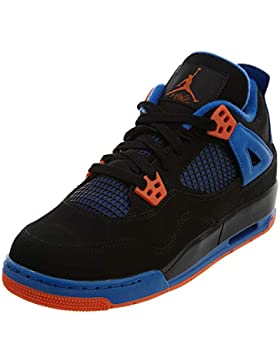 AIR JORDAN 4 Retro (GS) 'CAVS' - 408452-027