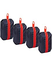 SNDIA Travel Shoe Bag Organizer Multi-Purpose Storage Pouch