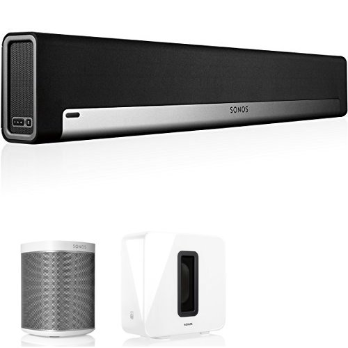 Sonos 5.1 Heim Kinosystem (2x Sonos PLAY:1 + 1x PLAYBAR + 1x SUB) - Weiß